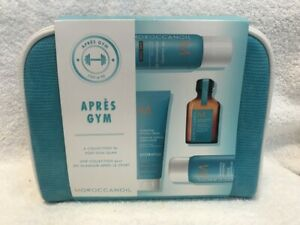 Moroccan Oil Apres Gym  Hydrating Travel Set