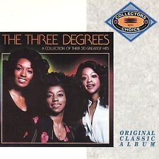 The Three Degrees - 20 Greatest Hits (re-issue) [CD Album]