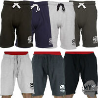 Mens Casual Ecko Unlimited World Famous Track Pants Casual Fleece Sweat Shorts