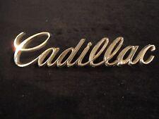 """Cadillac Emblem Trim GM part number 9834648"