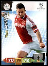 Panini Champions League 2011-2012 Adrenalyn XL Theo Janssen Ajax