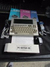 Vintage NEC PC-8201A Microcomputer W/300 MD