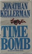 Time Bomb - Jonathan Kellerman - PB - 1991 - Bantam Books - 0-553-29170-X.