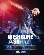 WISHBONE ASH New Sealed LIVE PARIS FRANCE CONCERT DVD