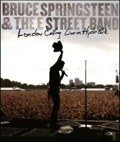 BRUCE SPRINGSTEEN (2 DVD) LONDON CALLING : LIVE IN HYDE PARK ~ E STREET *NEW*