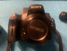 Sony A550 14.2Mp Digital Slr Camera - With 3 Lenses and Accessories *Bargain*