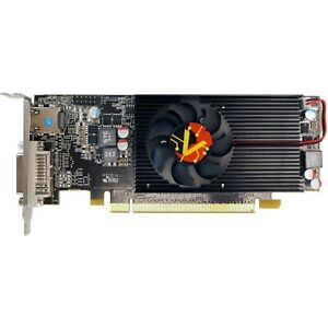 NEW VisionTek 900701 AMD Radeon R7 240 PCIe 2GB DDR3 Graphics Video Card 1.6GHz