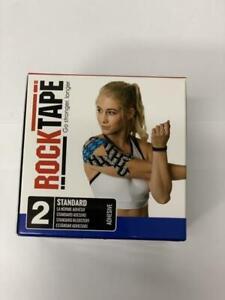 RockTape Kinesiology tape 2-Inch X 16.4-Feet CrossFit (Navy Blue)