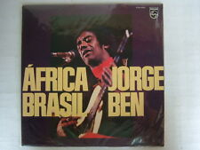 JORGE BEN AFRICA BRASIL / JAPAN DIFF COVER STAGE SHOT