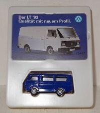 Herpa VW LT '93 blau im Set mit Telefonkarte zur Einführung 1:87 OVP limitiert