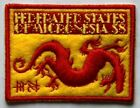 Micronesia - Embroidered Year of Dragon Stamp - MNH