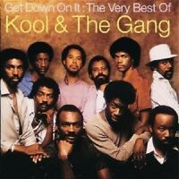 "KOOL & THE GANG ""THE VERY BEST OF"" CD NEUWARE"