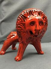 MID CENTURY ROSENTHAL NETTER LION EXCELLENT CONDITION 7h X 9l inches