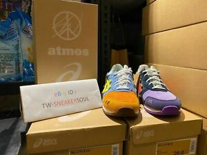 SEAN WOTHERSPOON X ATMOS X ASICS GEL LYTE III  ON HAND NOW