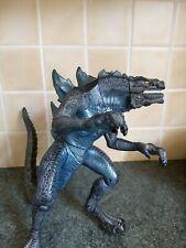 """Living Godzilla movie toho trendmasters 1998 sound roar movement 12"""" tall kaiju"""