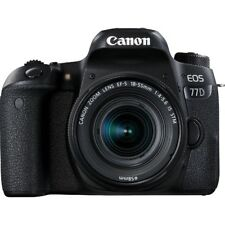 Canon EOS 77D + 18-55mm f/4.0-5.6 IS STM