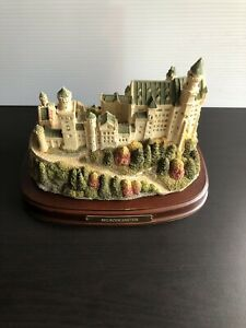 Collectible Neuschwanstein Castle Castles of the World Collection