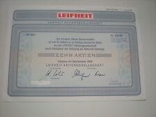 Alemania-leifheit AG 10 x 50 dm 1984 1/232-1