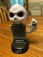 Solar Powered Dancing Toy Bobblehead New 2019 Fall/Halloween JACK SKELLINGTON
