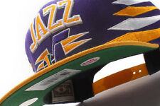 Utah Jazz Mitchell & Ness (NE91Z MTC 5JAZZ) Diamond Snapback Hat
