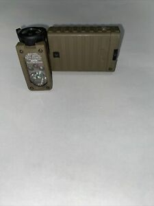 Streamlight Sidewinder LED flashlight USED in good working condition! Military.