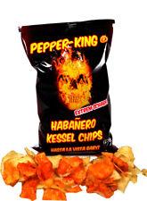 10x Pepper King Habanero Kessel Chips