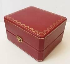 Ancien boite écrin pour montre homme CARTIER Paris CPWA0049