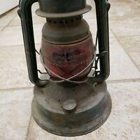 Vintage Antique  Oil Lamp Kerosene Lantern