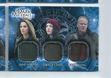 2013 Thor the Dark World triple costume card DMT-5 Foster Lewis Selvig