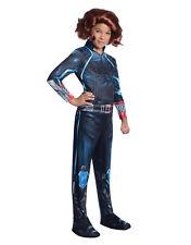 """Black Widow Niños Disfraz De Los Vengadores Edad de Ultron, medio, 5-7 Años, Altura De 4' 2"""" -4' 6"""""""