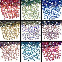 1440Pcs 10Gross Top Quality No Hotfix Rhinestones Crystal Color AB Nail Art