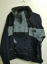 Men's Rare The North Face Steep Tech Gray/Black Parka Jacket Scot Schmidt Sz XXL
