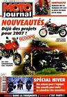 MOTO JOURNAL 1694 Essai YAMAHA MT-03 XTX 660 GUZZI 1200 Stelvio TRIUMPH 675 1050