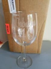 Fabulous and 40-Laser Etched 19oz. Wine Glass Birthday Glassware Kitchen Dining