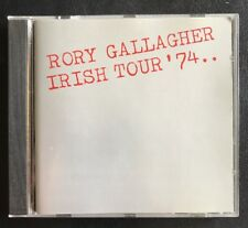 RORY GALLAGHER 'Irish Tour '74' CD Album RARE