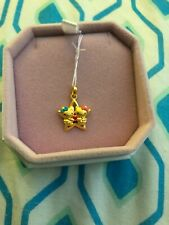 Sanrio Hello Kitty Gold Pendant