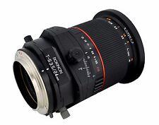 Rokinon 24mm F3.5 Wide Angle Tilt Shift Lens for Canon EOS EF DSLR