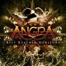 Angra-Best reached Horizons (2012) 2cd NUOVO
