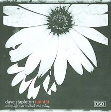 DAVE STAPLETON - WHEN LIFE WAS IN BLACK AND WHITE NEW CD