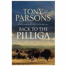 Back to the Pilliga, Parsons, Tony, New Books