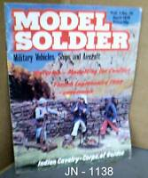 Model Soldier - Vol 1 No. 10, April 1979 (Double Cover)