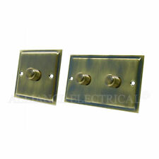 Antique Brass Plug Socket Home Electrical Fittings