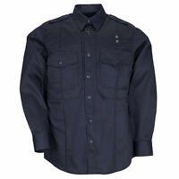 5.11 Tactical Men's Taclite PDU Class B Long Sleeve Shirt Style 72366 Size S-6XL