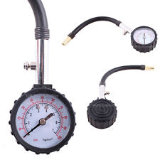 Tyre Air Pressure Gauge Meter Tester 0-100 PSI Car/Truck/Motorcycle/Bike/Van