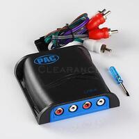 L.O.C. Pro Line Output Converter Adjustable Car Audio Four (4) Channel PAC LP5-4