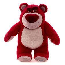 Disney Store Lotso Huggin Bear Toy Story Medium Soft Plush Toy New 32cm Scented