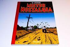 MISTER NOSTALGIA - ROBERT CRUMB - EDITION CORNELIUS