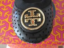 BRAND NEW  IN THE  BOX TORY BURCH CAROLINE 2 PERFORATED  BALLET FLAT  SIZE 6