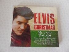 Elvis Presley - Elvis Christmas Hits and Ballads - 2013 CD New Sealed