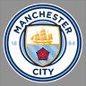 """Manchester City FC Logo 6"""" Vinyl Decal Bumper Window Sticker - Football Soccer"""